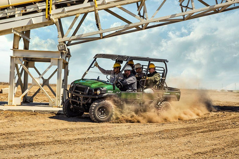 2018 Kawasaki Mule PRO-DXT EPS Diesel in Tulsa, Oklahoma - Photo 5