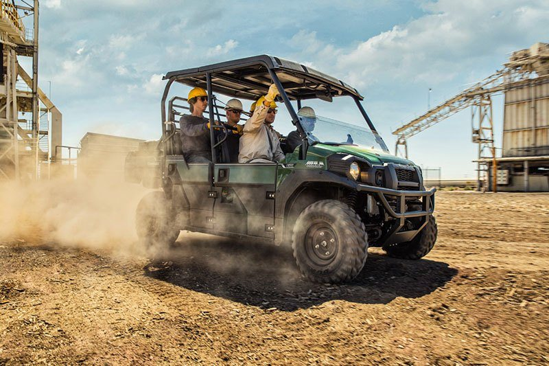 2018 Kawasaki Mule PRO-DXT EPS Diesel in Howell, Michigan