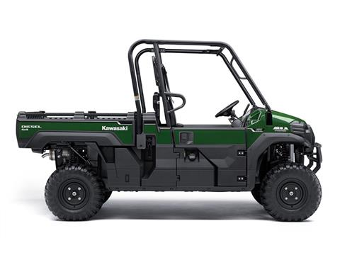 2018 Kawasaki Mule PRO-DX EPS Diesel in Winterset, Iowa