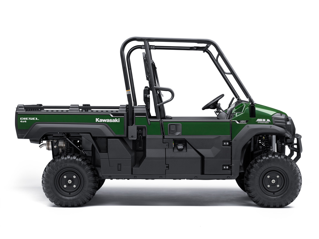 2018 Kawasaki Mule PRO-DX EPS Diesel in Franklin, Ohio