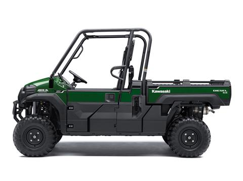 2018 Kawasaki Mule PRO-DX EPS Diesel in Dearborn Heights, Michigan