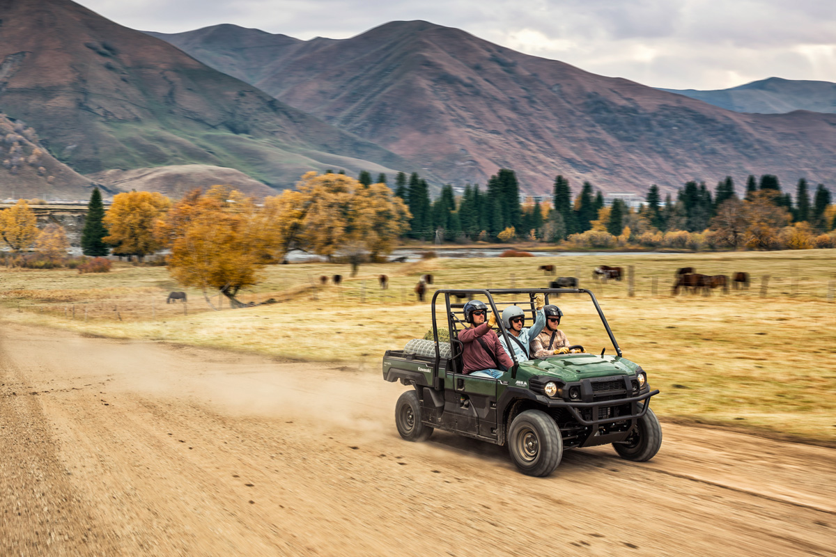 2018 Kawasaki Mule PRO-DX EPS Diesel in Colorado Springs, Colorado