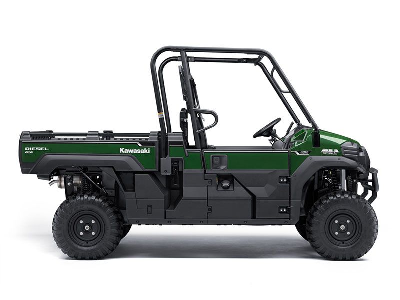 2018 Kawasaki Mule PRO-DX EPS Diesel in Dimondale, Michigan