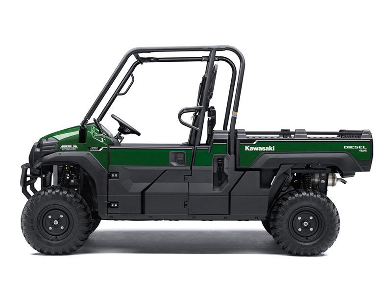 2018 Kawasaki Mule PRO-DX EPS Diesel in Dalton, Georgia - Photo 2