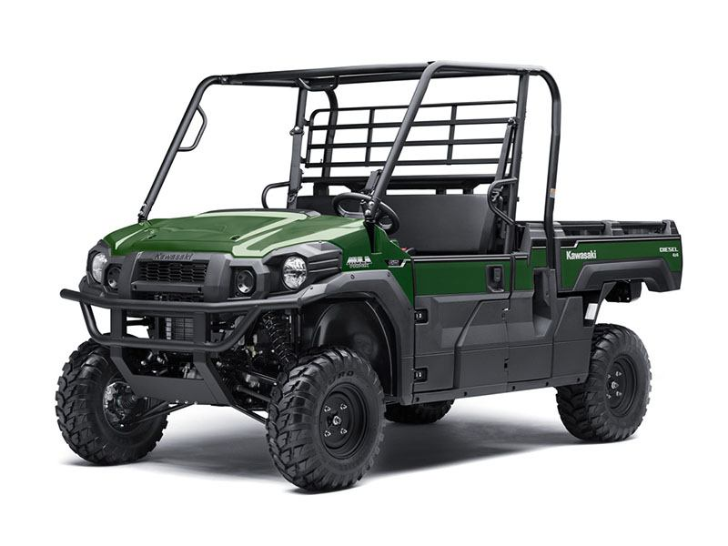 2018 Kawasaki Mule PRO-DX EPS Diesel in South Paris, Maine - Photo 3