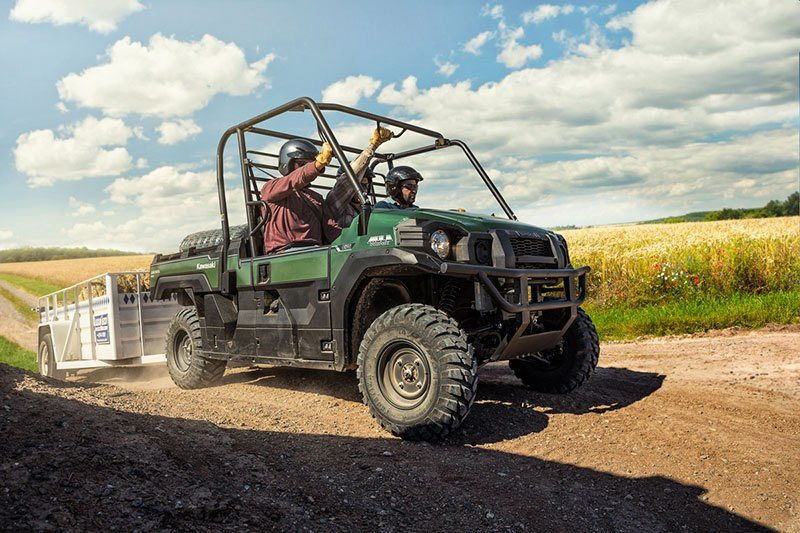 2018 Kawasaki Mule PRO-DX EPS Diesel in Dubuque, Iowa