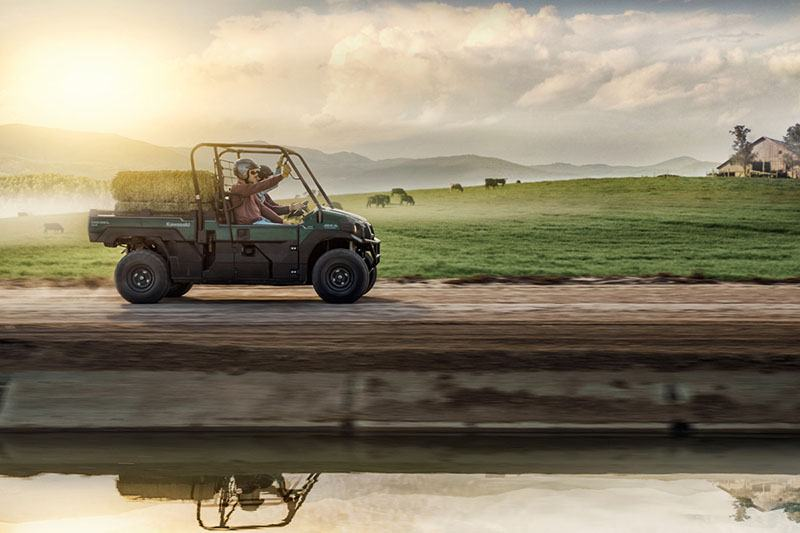 2018 Kawasaki Mule PRO-DX EPS Diesel in Junction City, Kansas
