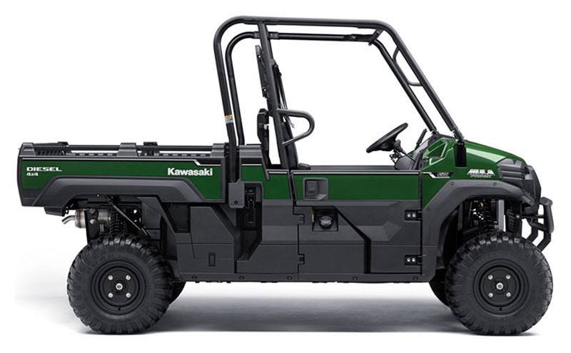 2018 Kawasaki Mule PRO-DX EPS Diesel in South Paris, Maine - Photo 1