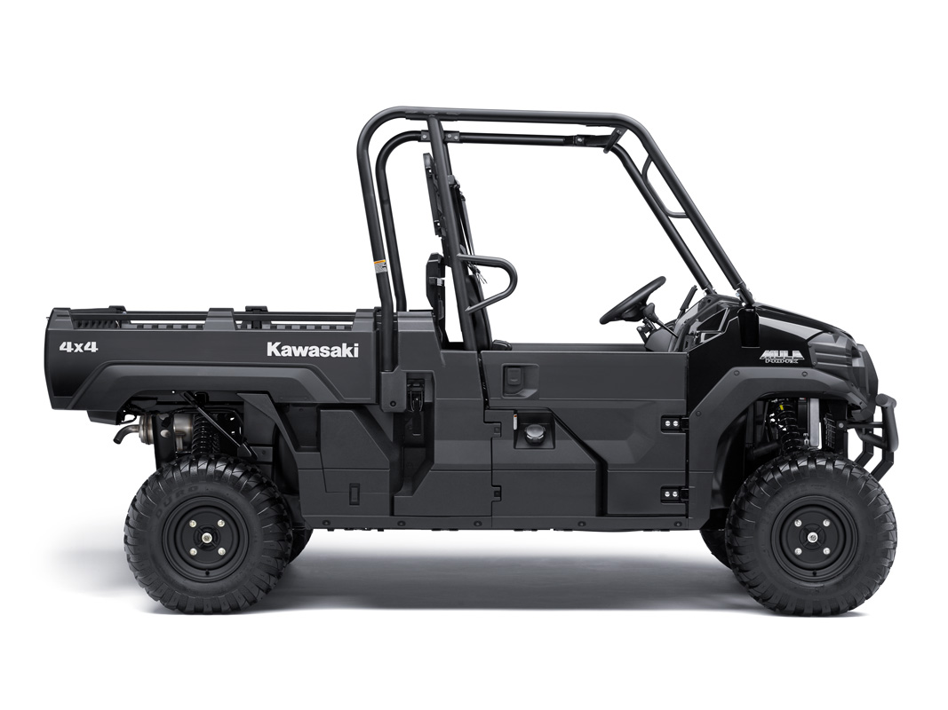 2018 Kawasaki Mule PRO-FX in Asheville, North Carolina