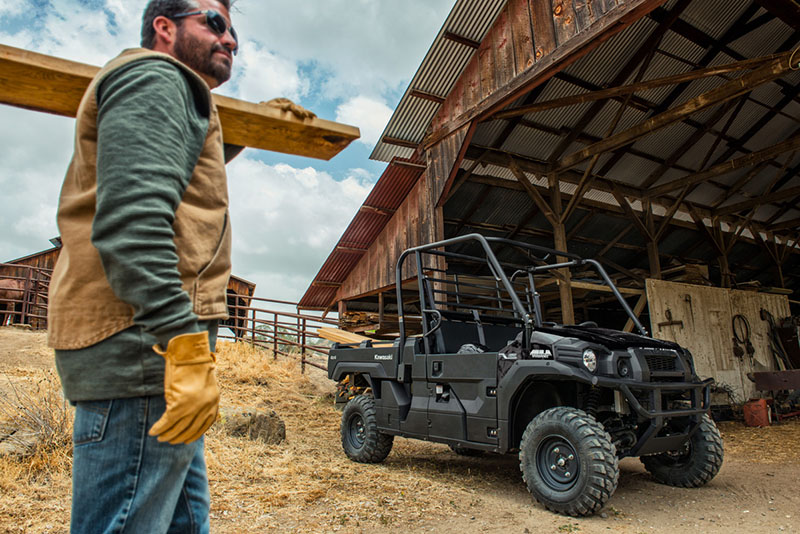 2018 Kawasaki Mule PRO-FX in Danville, West Virginia