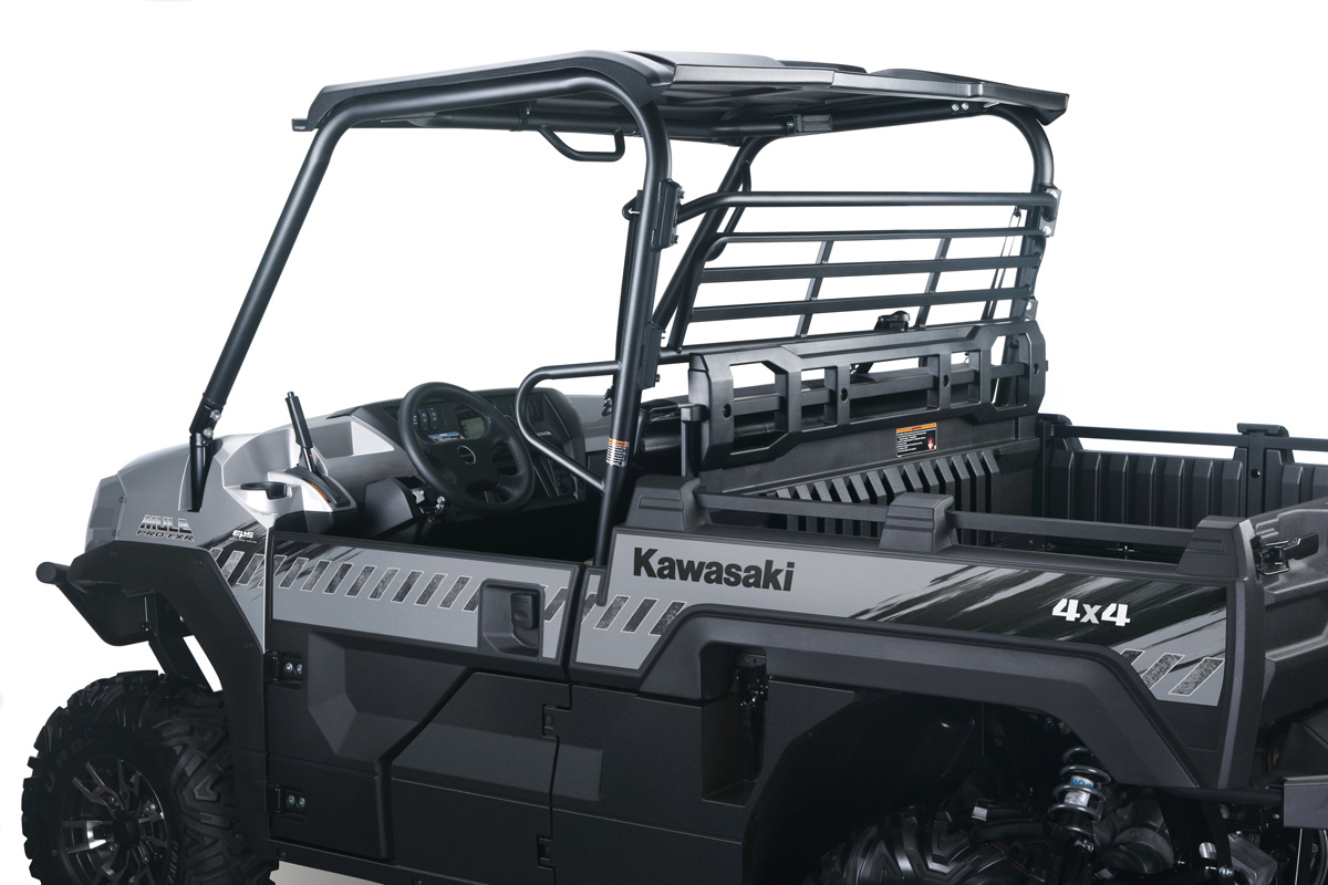 2018 Kawasaki Mule PRO-FXR in Oak Creek, Wisconsin