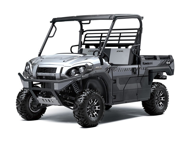 2018 Kawasaki Mule PRO-FXR in Kittanning, Pennsylvania - Photo 3