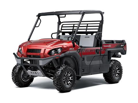 2018 Kawasaki Mule PRO-FXR in Galeton, Pennsylvania - Photo 3