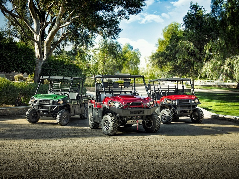 2018 Kawasaki Mule PRO-FXR in Orlando, Florida - Photo 14