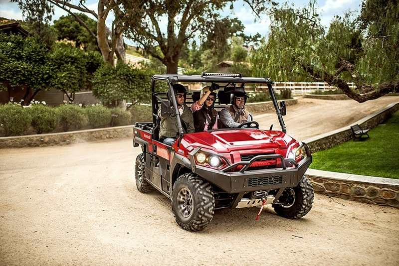 2018 Kawasaki Mule PRO-FXR in Orlando, Florida - Photo 18