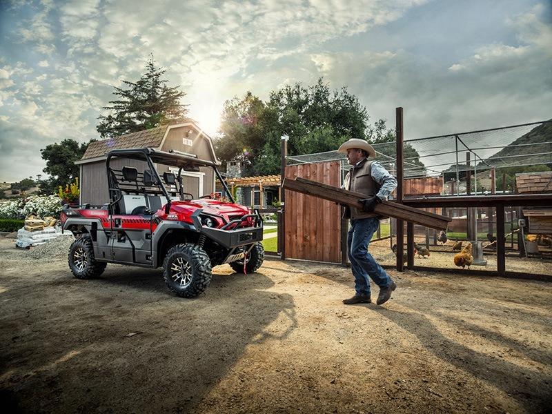 2018 Kawasaki Mule PRO-FXR in Moon Twp, Pennsylvania - Photo 19
