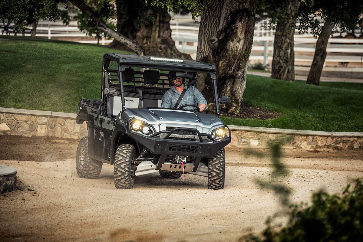2018 Kawasaki Mule PRO-FXR in Colorado Springs, Colorado