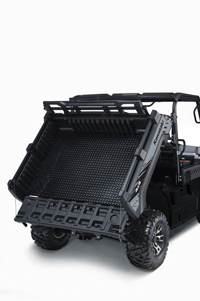 2018 Kawasaki Mule PRO-FXR in Ashland, Kentucky