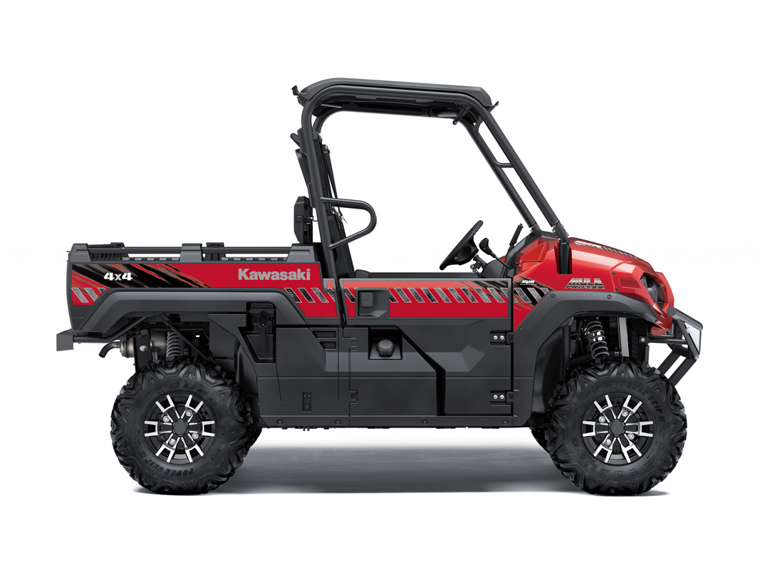 2018 Kawasaki Mule PRO-FXR in Fairfield, Illinois