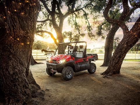 2018 Kawasaki Mule PRO-FXR in Norfolk, Virginia