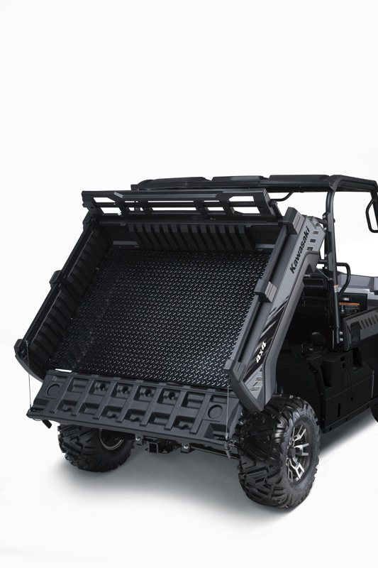 2018 Kawasaki Mule PRO-FXR in Greenville, North Carolina