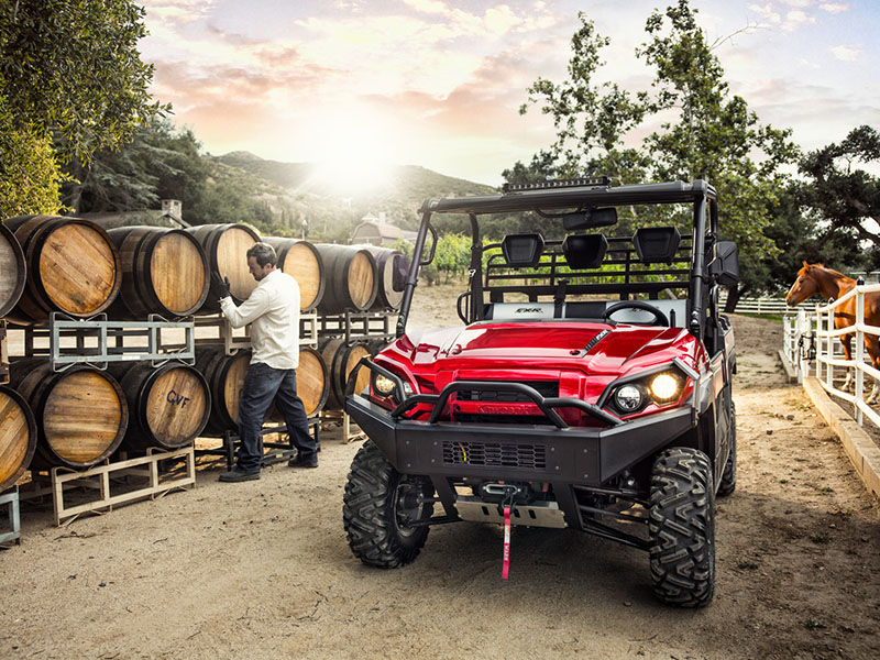 2018 Kawasaki Mule PRO-FXR in Hollister, California - Photo 12