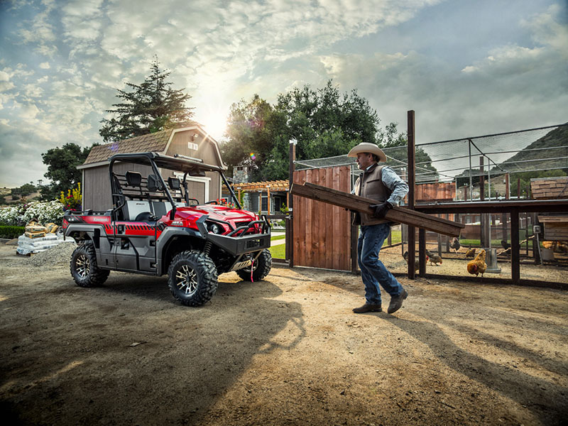 2018 Kawasaki Mule PRO-FXR in Lebanon, Maine - Photo 18