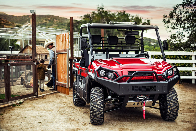2018 Kawasaki Mule PRO-FXR in Lebanon, Maine - Photo 23