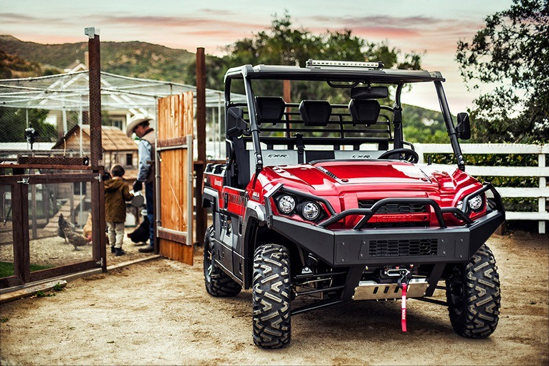 2018 Kawasaki Mule PRO-FXR in Stillwater, Oklahoma - Photo 16