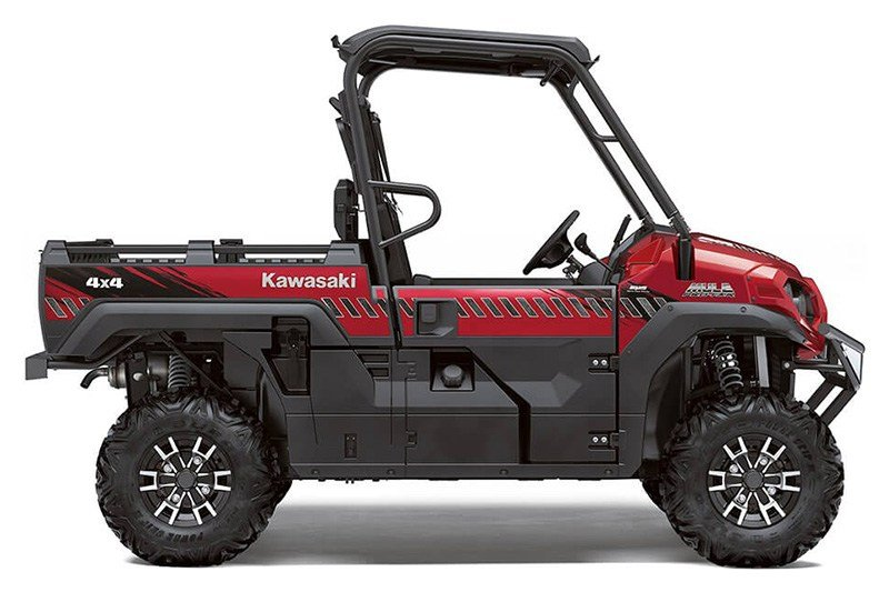 2018 Kawasaki Mule PRO-FXR in Stillwater, Oklahoma - Photo 1