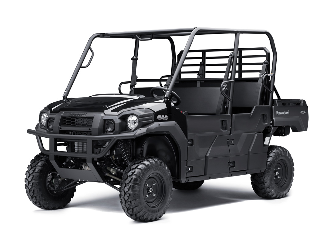2018 Kawasaki Mule PRO-FXT in Gaylord, Michigan
