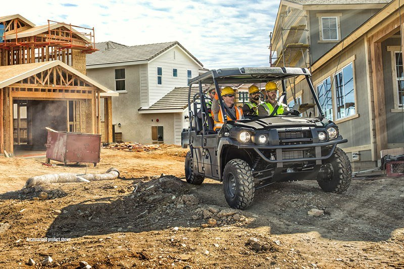 2018 Kawasaki Mule PRO-FXT in Plymouth, Massachusetts - Photo 4