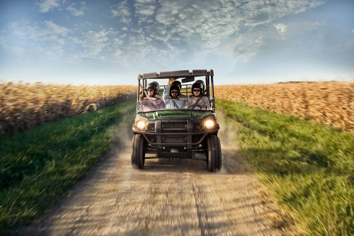 2018 Kawasaki Mule PRO-FXT EPS in Florence, Colorado