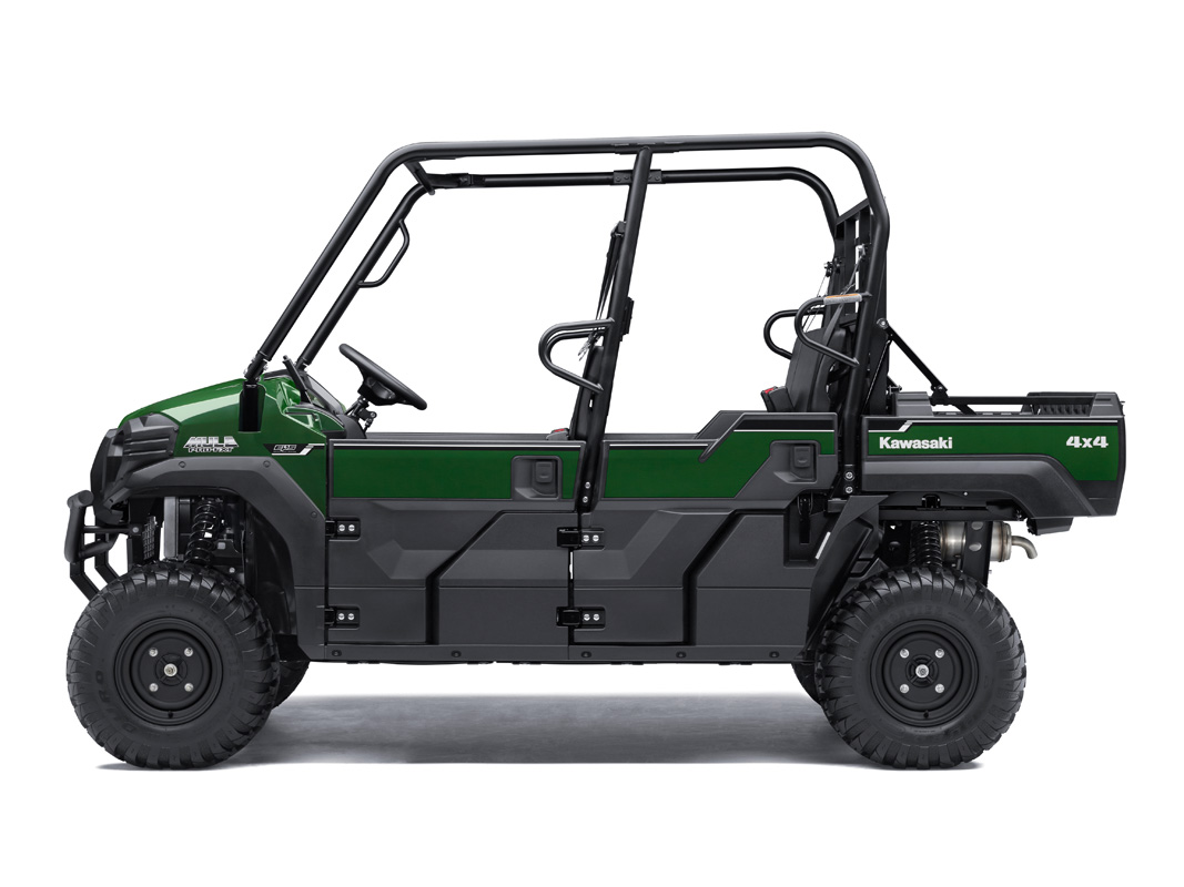 2018 Kawasaki Mule PRO-FXT EPS in Kenner, Louisiana