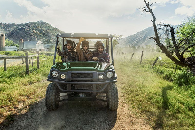 2018 Kawasaki Mule PRO-FXT EPS in Tarentum, Pennsylvania - Photo 4