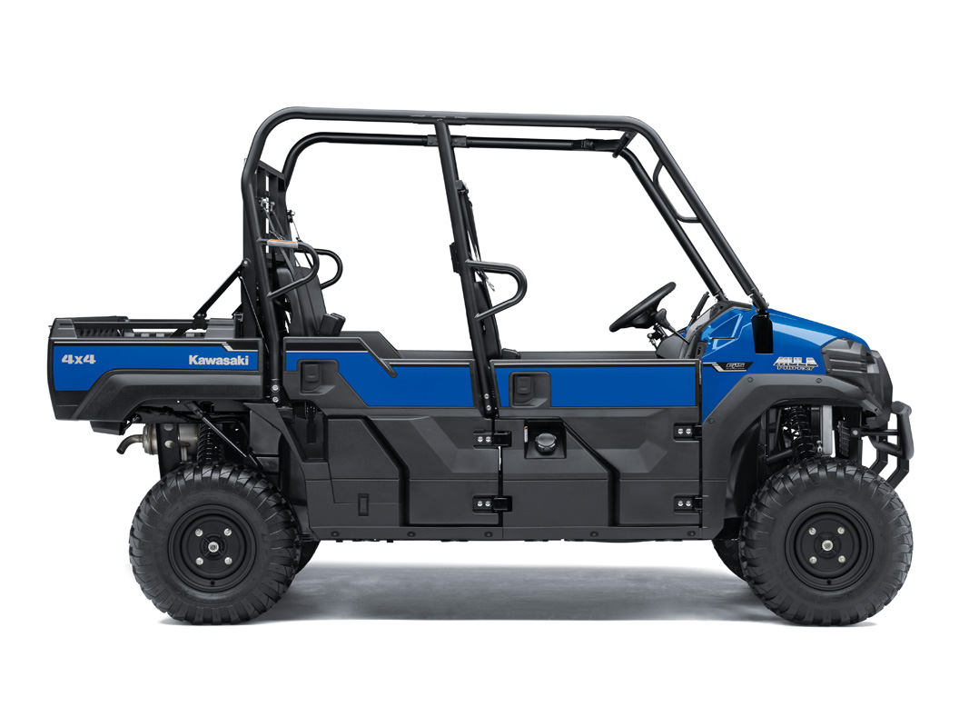 2018 Kawasaki Mule PRO-FXT EPS in Littleton, New Hampshire