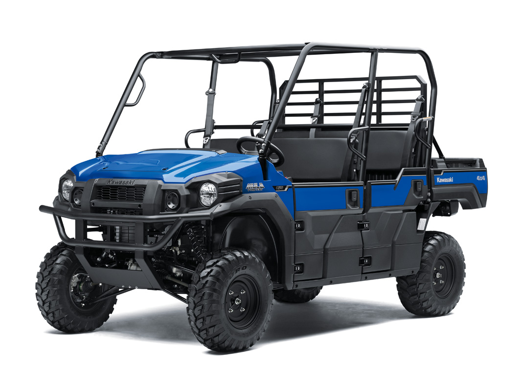 2018 Kawasaki Mule PRO-FXT EPS in Norfolk, Virginia