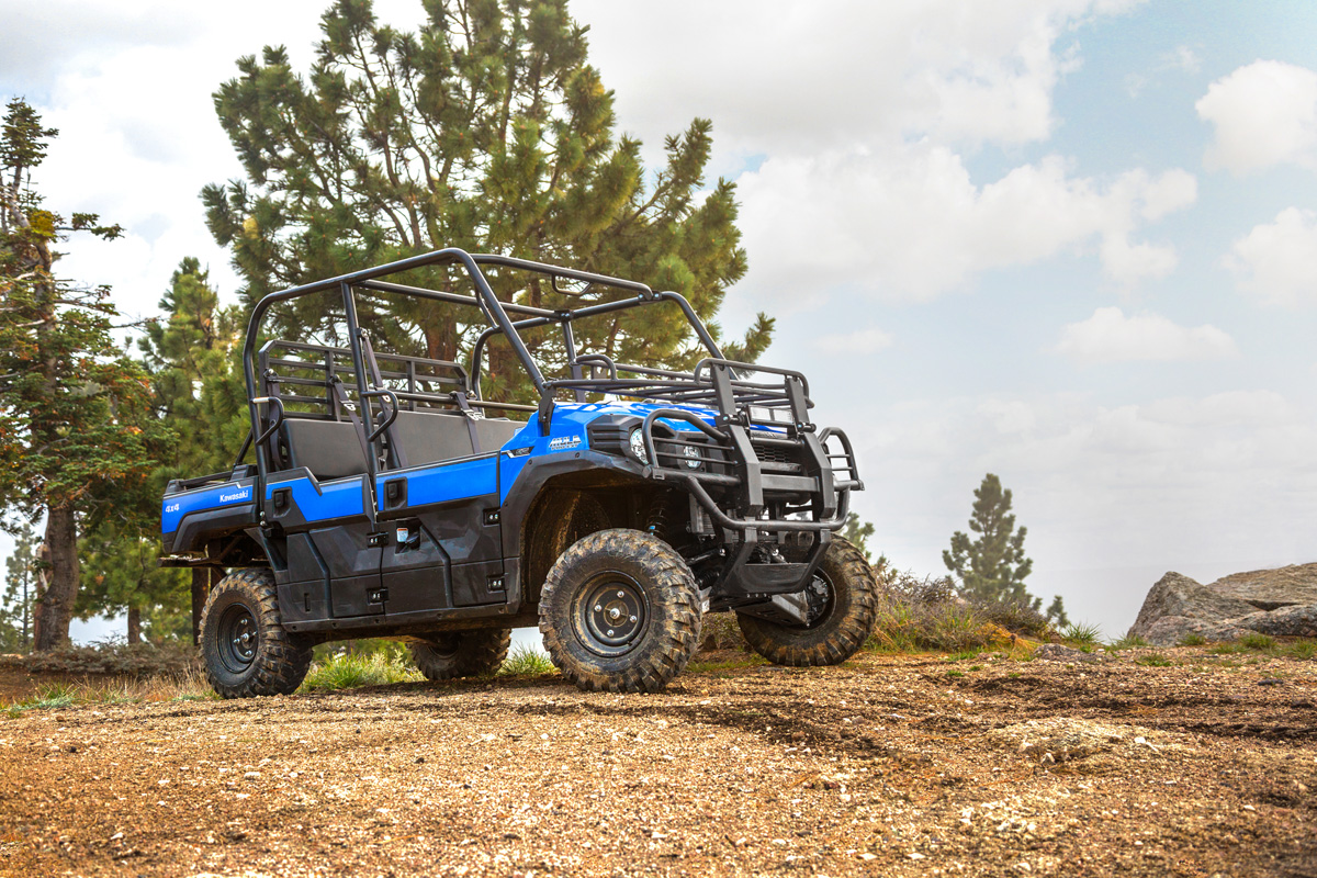 2018 Kawasaki Mule PRO-FXT EPS in South Paris, Maine