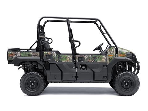 2018 Kawasaki Mule PRO-FXT EPS CAMO in Romney, West Virginia