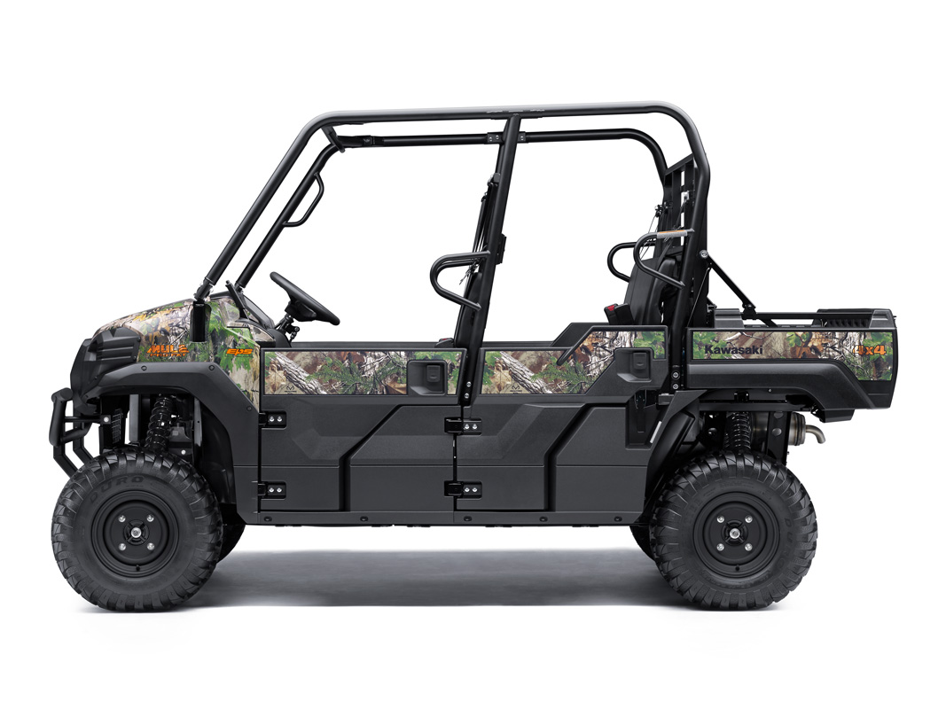 2018 Kawasaki Mule PRO-FXT EPS CAMO in Hooksett, New Hampshire