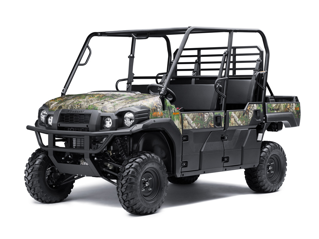 2018 Kawasaki Mule PRO-FXT EPS CAMO in Decorah, Iowa