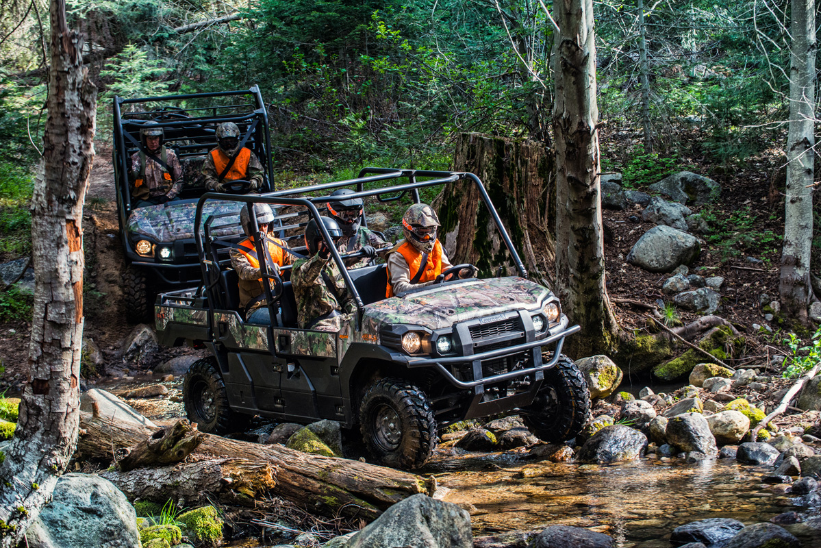 2018 Kawasaki Mule PRO-FXT EPS CAMO in Colorado Springs, Colorado