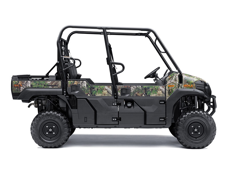 2018 Kawasaki Mule PRO-FXT EPS CAMO in Bellevue, Washington