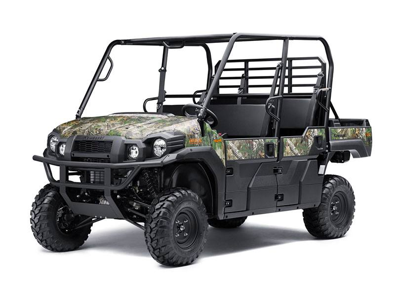 2018 Kawasaki Mule PRO-FXT EPS CAMO in South Haven, Michigan - Photo 3