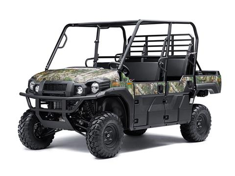 2018 Kawasaki Mule PRO-FXT EPS CAMO in Warsaw, Indiana - Photo 3