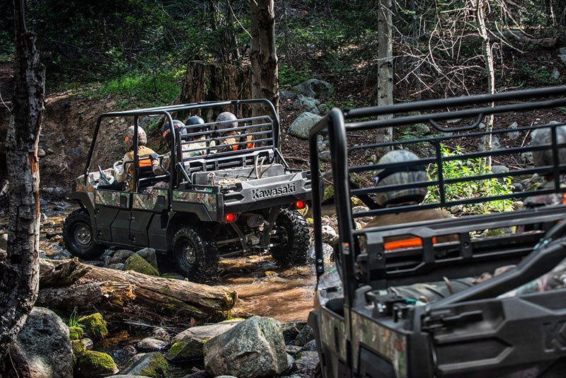 2018 Kawasaki Mule PRO-FXT EPS CAMO in Freeport, Illinois