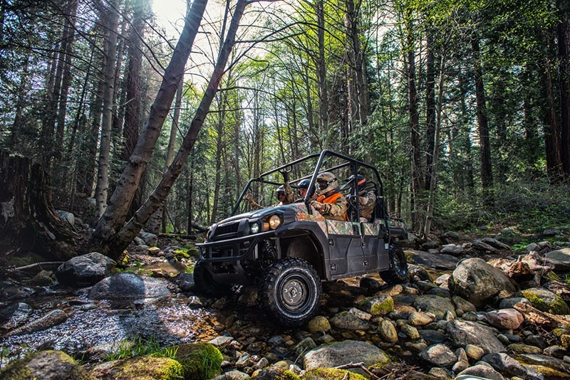 2018 Kawasaki Mule PRO-FXT EPS CAMO in Tarentum, Pennsylvania - Photo 7