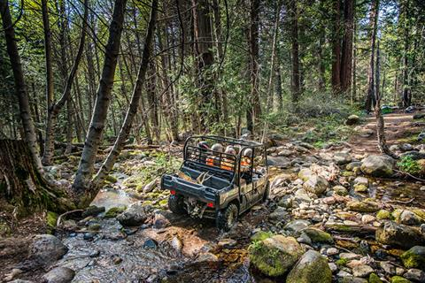 2018 Kawasaki Mule PRO-FXT EPS CAMO in Littleton, New Hampshire