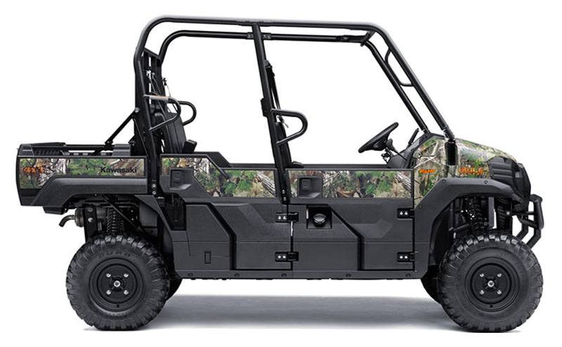 2018 Kawasaki Mule PRO-FXT EPS CAMO in Northampton, Massachusetts