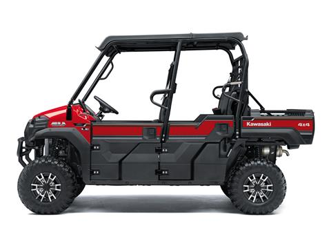 2018 Kawasaki Mule PRO-FXT EPS LE in Hicksville, New York